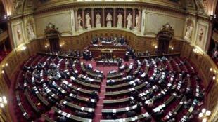 Сенат, верхняя палата парламента Франции