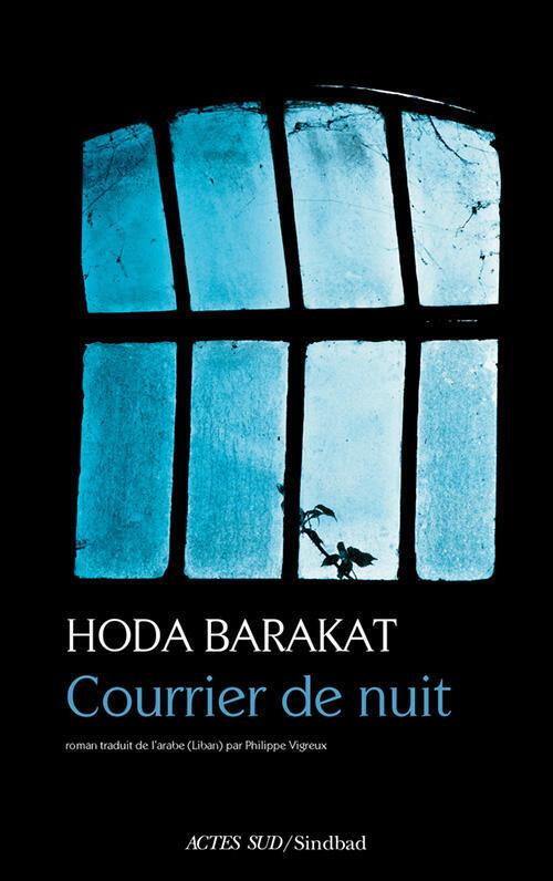 """Couverture de l'édition française du roman """"Courrier de nuit"""""""