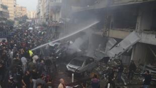 Harin bam a Beirut