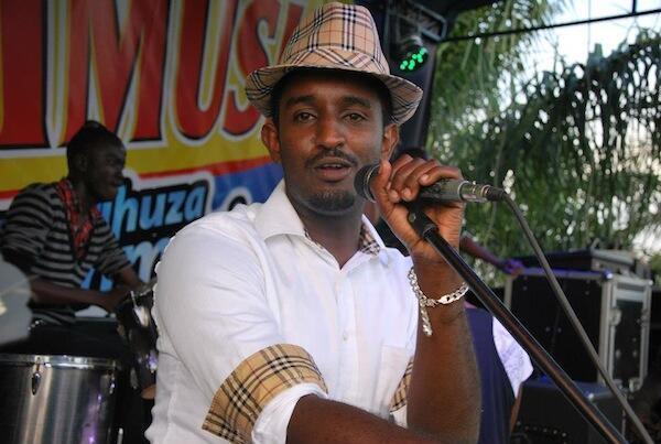 Msanii kutoka nchini Burundi, Yoya Jamal