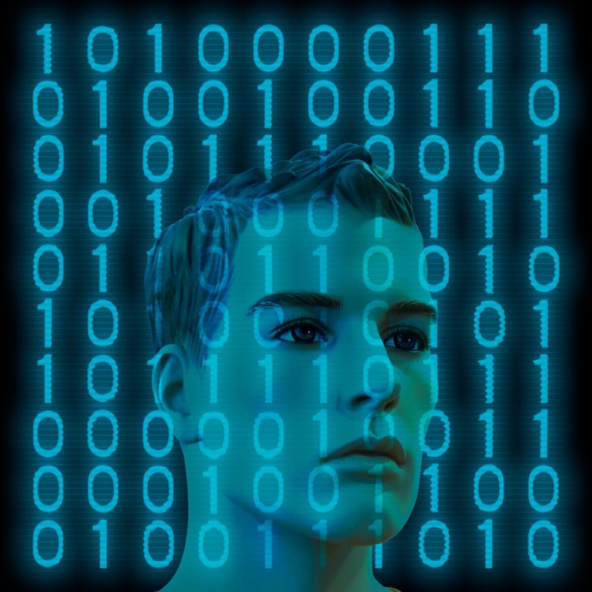 L'intelligence humaine n'est pas un algorithme.