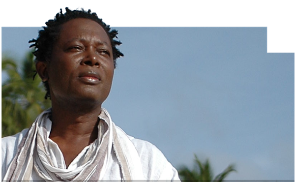 Mwanamuziki Pascal Lokua Kanza kutoka nchini Jamhuri ya Kidemokarsia ya Congo DRC