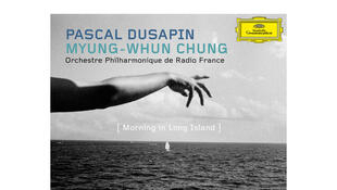 «Morning in Long Island » le nouveau CD de Pascal Dusapin.