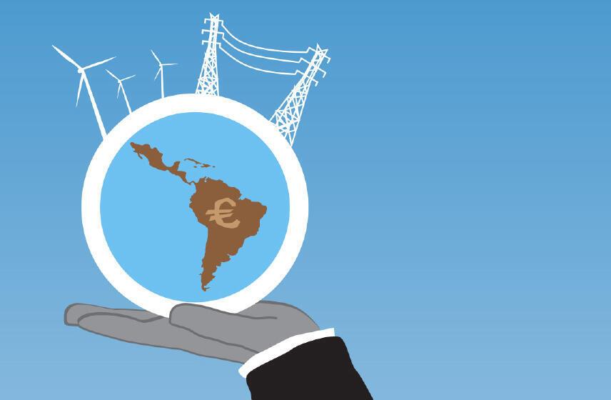 La Unión Europea es uno de los principales inversores en América Latina.