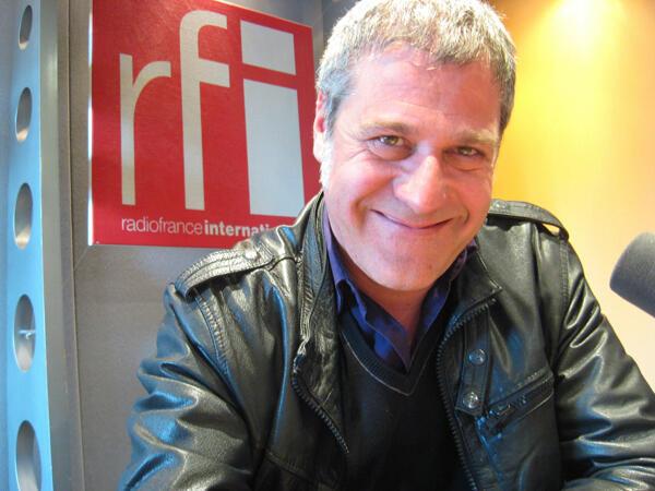 Josep Rafanell en RFI.
