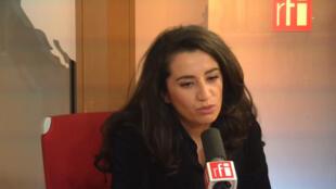 Lydia Guirous speaks to RFI