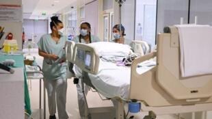 hospital bed France