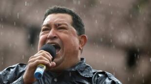 Rais wa Venezuela, Hugo Chavez