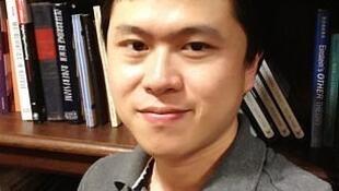 遇害的美国匹兹堡大学助理教授刘兵资料图片