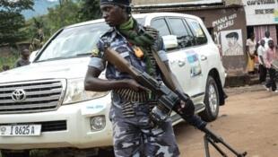 Wani jami'in tsaron kasar Burundi.