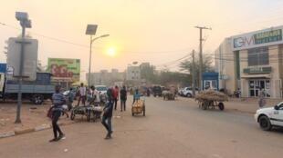 De nombreux habitants de la capitale ont été réveillés en sursaut à 3h du matin par des tirs nourris qui ont duré moins d'une demi heure (image d'illustration)
