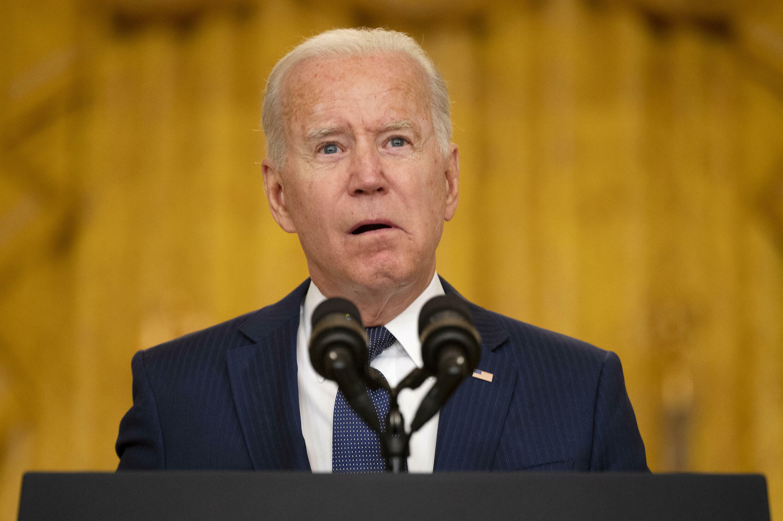 Joe Biden says he bears responsibility for the Afghan crisis