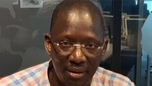 Diakité Sétigui Mohammed, maraîcher, président de la coopérative des maraîchers et planteurs de la commune de Mandè.
