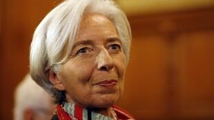 IMF chief Christine