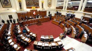 Congreso peruano, controlado por el partido fujimorista Fuerza Popular, aprobó la ley junto a las agrupaciones políticas Apra y Acción Popular.