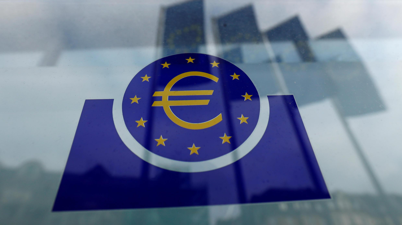 Trụ sở Ngân Hàng Trung Ương Châu Âu, Frankfurt, Đức, ngày 23/01/2020.