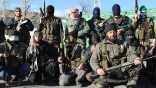 Baadhi ya waasi wa jeshi la serikali ya Syria