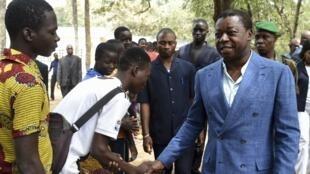 faure gnassingbé togo président