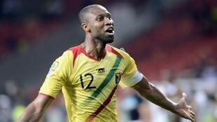 Malian player Seydou Keita