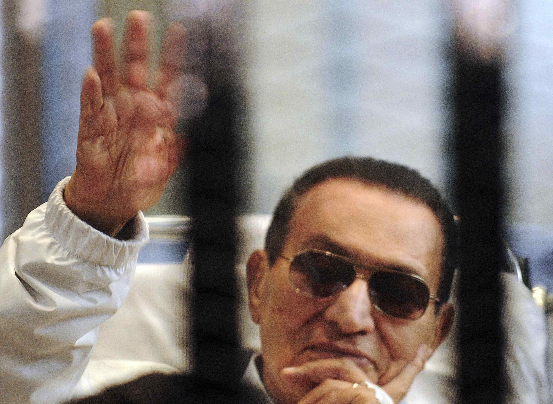 Hosni Mubarak tsohon shugaban kasar Masar