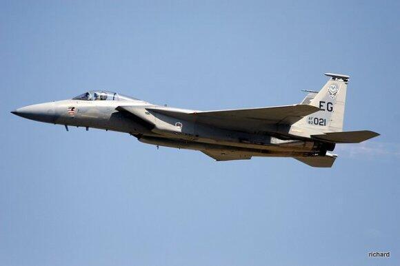 Caça F-15
