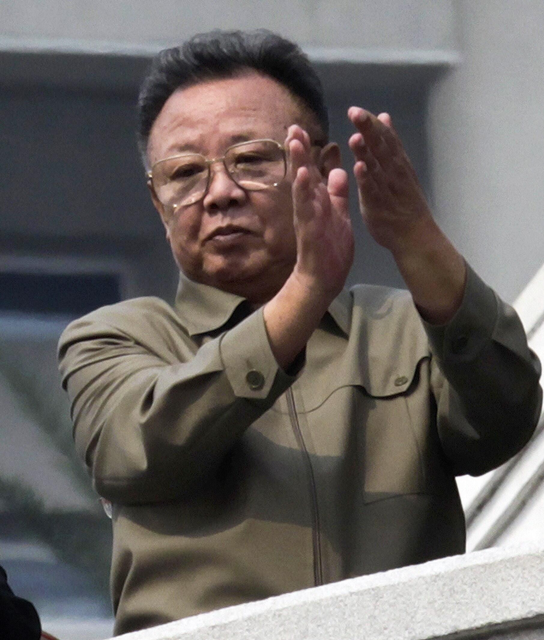 Em telegrama, a China teria afirmado que não seria capaz de sustentar o regime norte-coreano após a morte de Kim Jong-il (foto)