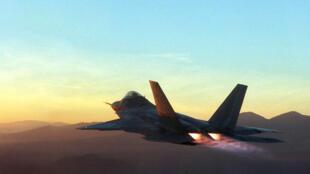 Cette opération aura été le baptême du feu pour les F-22 «Raptor» américains... au coût modique de 53 000 euros l'heure de vol.