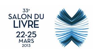 پوستر سی و سومین نمایشگاه کتاب پاریس