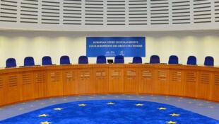 Tòa án Nhân quyền châu Âu tại Strasbourg.