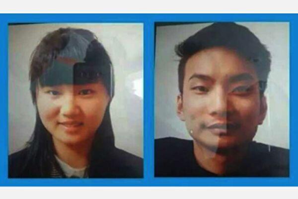 2017年6月8日在巴基斯坦被IS殺害的兩名中國人質