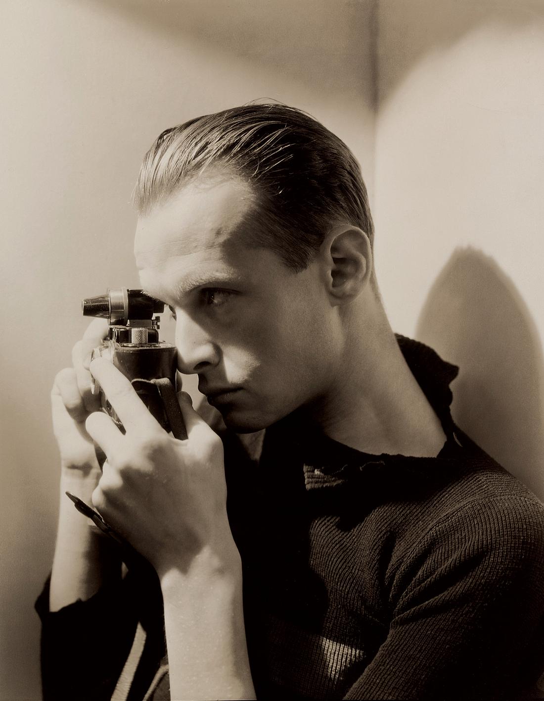 Henri Cartier-Bresson - New York, 1935.