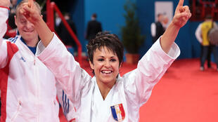 Sandy Scordo a atteint ce mercredi la finale de kata qui se déroulera samedi 24 novembre.