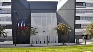 Le nouveau siège du ministère de la Défense.