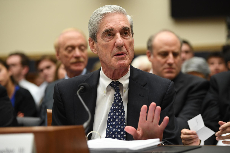 Robert Mueller điều trần trước Quốc Hội Mỹ ngày 24/07/2019.