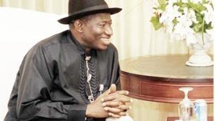 Shugaban Nigeria Goodluck Jonathan