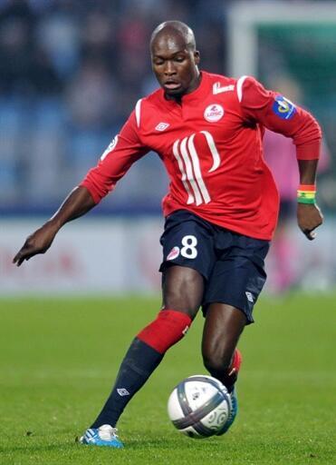 Le Franco-Sénégalais de Lille, Moussa Sow.
