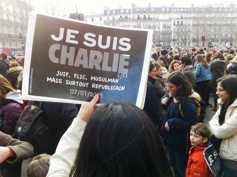 Charlie est juif, flic, musulman, mais surtout républicain.