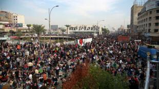 irak bagdad moqtada sadr