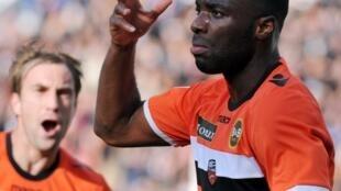 Le Franco-Togolais Gilles Sunu.