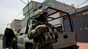 L'armée mexicaine a abattu le 21 juillet huit trafiquants de drogue présumés, lors d'une fusillade à Mexico, provoquant des violences urbaines inédites dans la capitale.