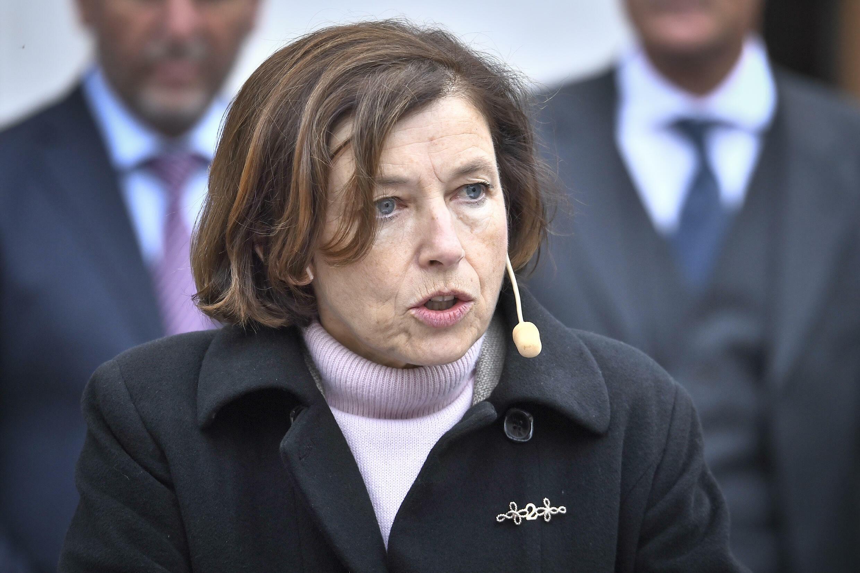 法國國防部長帕爾麗近照