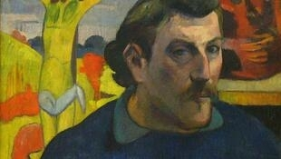 Chân dung tự họa, 1889.