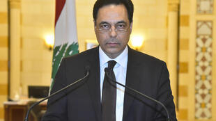 Former prime minister Hassan Diab, who was named in December, is the second Lebanese premier to step down in 10 months
