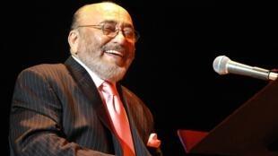 Eddie Palmieri y su orquesta se presentaron en el Festival de Jazz de Enghien-les-Bains.