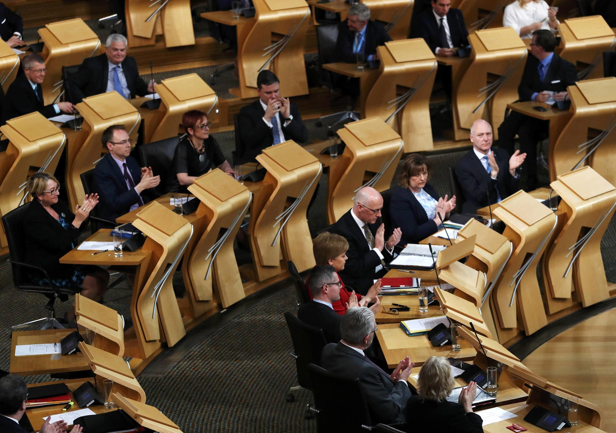 Will we see more women, more Coloured, more disabled people on the Holyrood benches after the 6 May election?