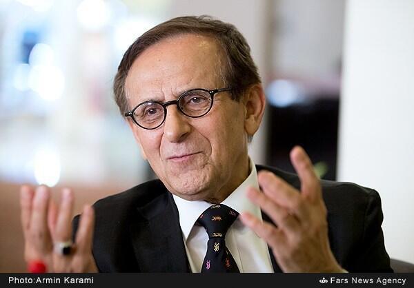 هوشنگ امیر احمدی استاد علوم سیاسی در آمریکا