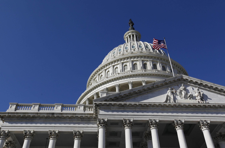 Le Capitol à Washington.
