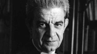 El psiquiatra y psicoanalista francés Jacques Lacan (1901-1981).