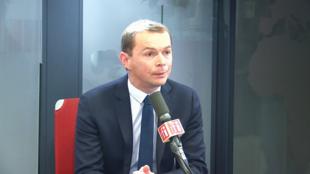 Olivier Dussopt sur RFI le 28 octobre 2019.