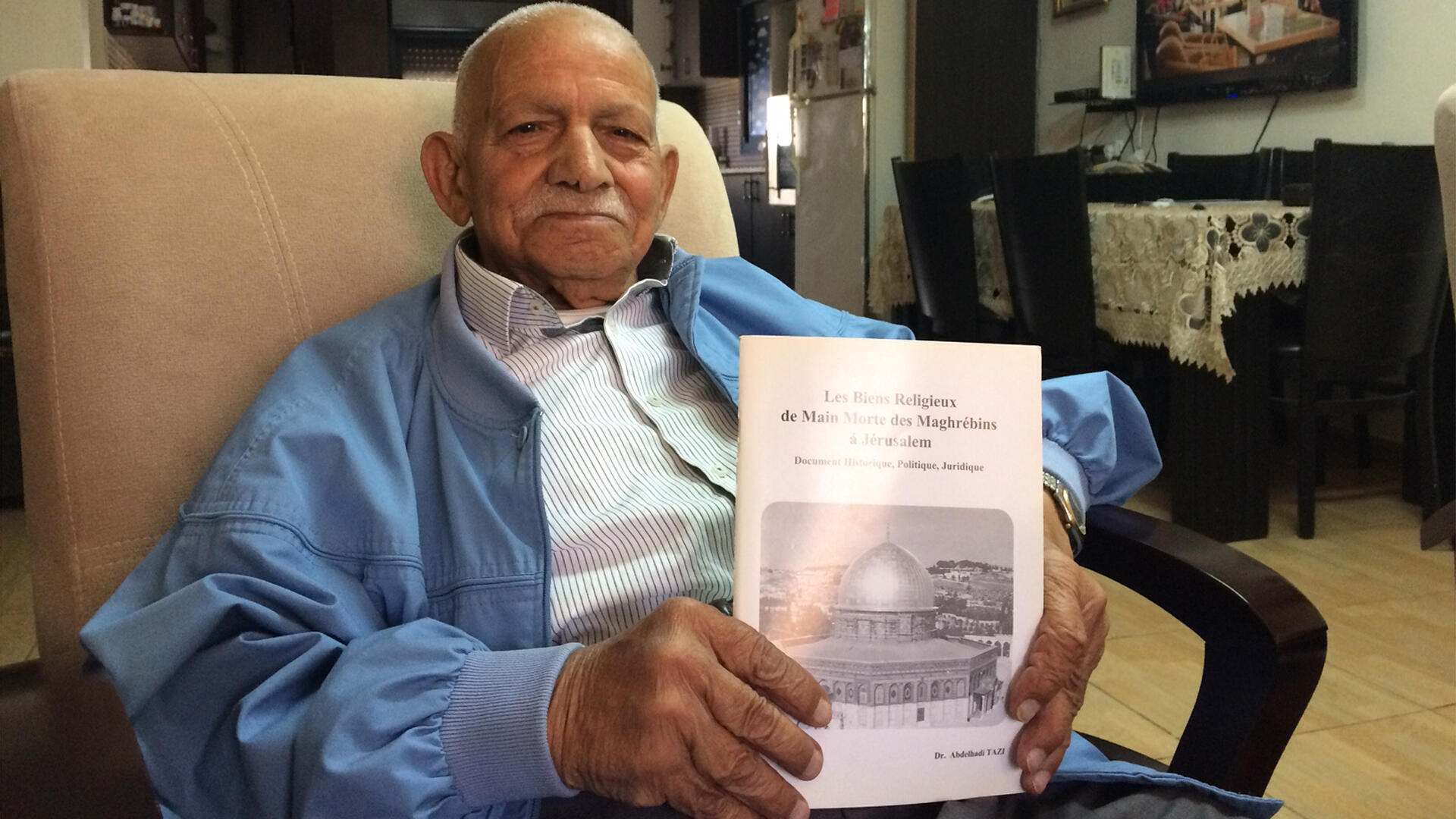 Abou Marwan avait 34 ans, lorsque son quartier a été détruit en 1967.